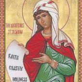 11 Ağustos Kutsal şehit bakire Susanna ve beraberindekiler