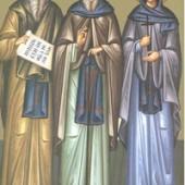 3 Ağustos Azizler Isaac, Dalmatus ve Faustus
