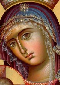 15 Ağustos Pek Kutsal Hanımefendimiz Tanrıdoğuran ve Sonsuza Kadar Bakire Meryem'in Uyumasının Anılması