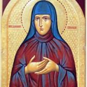 25 Eylül Kiev Mağaralarının Rahibesi, Azize Dosifeya