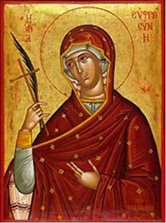 25  Eylül  Azize Efrosini