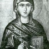 29 Eylül Azize Filistinli Maria