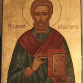 17 Eylül Aziz Pederimiz Lambert, Maastricht Piskoposu