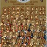 27 Eylül Yetmişlerden Aziz Havariler; Markos, Aristarhus ve Zenas