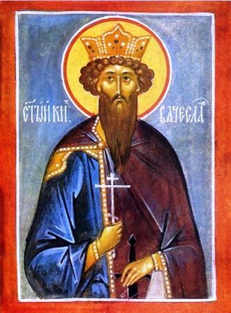 28 Eylül   Çeklerin Kralı, Aziz Şehit Vatslav