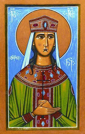 13 Eylül Büyük Şehit, Azize Ketevan, Gürcistan Kraliçesi