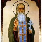 12 Eylül Vysotsk'un Başrahibi, Aziz Pederimiz Afanasiy ve Onun Öğrencisi Genç Afanasiy