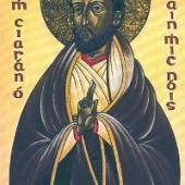 9 Eylül Clonmacnoise'tan Aziz Pederimiz Ciaran
