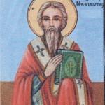 2 Eylül Oruççu Yoannis Olarak Bilinen Aziz 4. Yoannis, Konstantinopolis Patriği