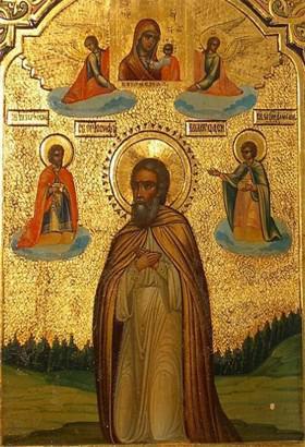 21 Eylül Zaonikiev Manastırı'ndan Aziz Pederimiz Yosif