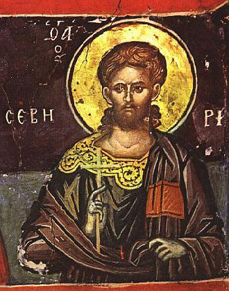 9 Eylül Sevastia'dan Aziz Şehit Sevirianos