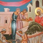 8 Eylül Pek Kutsal Tanrıdoğuran'ın Doğumu