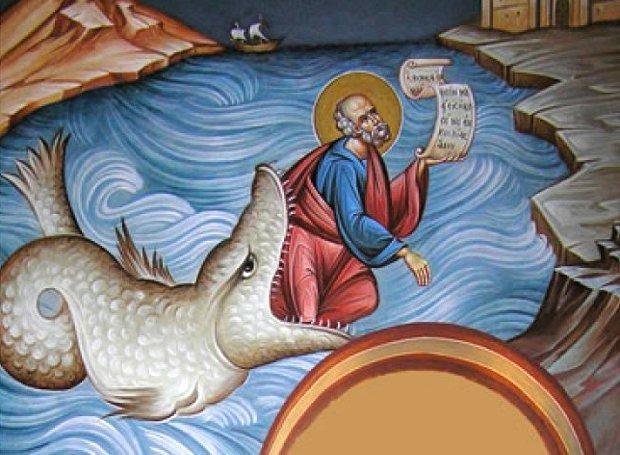 21 Eylül Aziz Peygamber Yunus