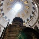13 Eylül Kudüs'teki Diriliş Kilisesi'nin (Kutsal Mezar) Bulunuşunun Anması