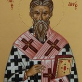 16 Eylül Şehit Ruhban, Aziz Kartacalı Kiprianos