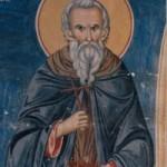 16 Eylül Mısırlı Münzevi, Aziz Pederimiz Dorotheos
