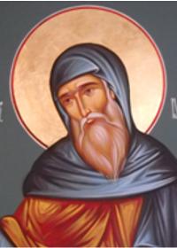27 Ekim Romanyalı Saygıdeğer Pederimiz Aziz Yeni Dimitrios