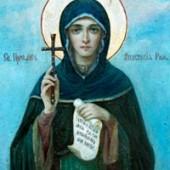 29 Ekim Romalı Kutsal Bakire Şehit Anastasia