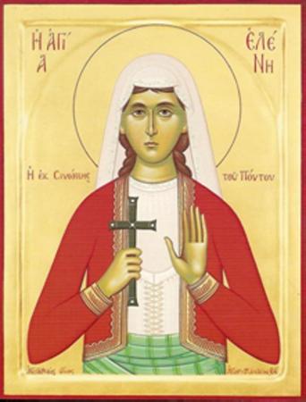 1 Kasım  Sinoplu Kutsal Yeni Şehit Helen