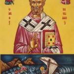 6 Aralık Aziz Nikolaos