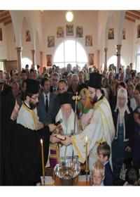 Alanya'da Ortodoks Kültür Merkezi açıldı (15.11.2015)
