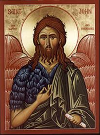 7 Ocak Yahya (Yuhanna) peygamber