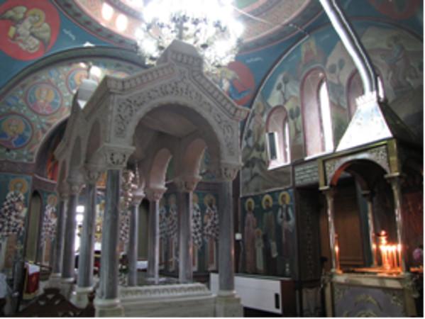Aziz Rafail Manastırı