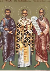8 Nisan Azizler Havari Öğrencileri Herodion, Agabus, Rufus, Asinkritus, Flegon ve Hermas