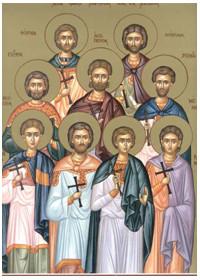 28 Nisan Kyzikos'un Dokuz Şehidi