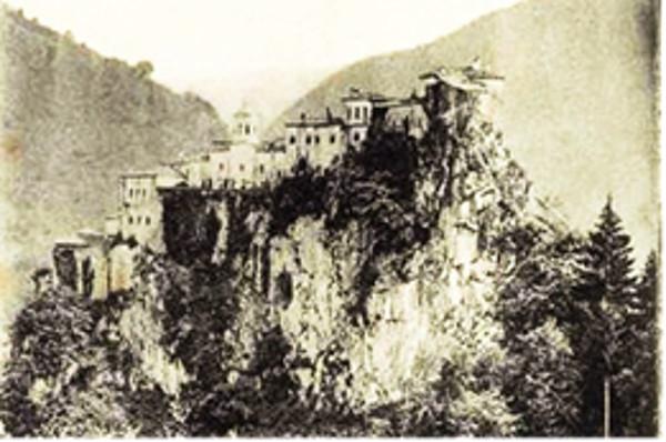 Kuştul Manastırı (Agios Georgios Peristereotas Manastırı)