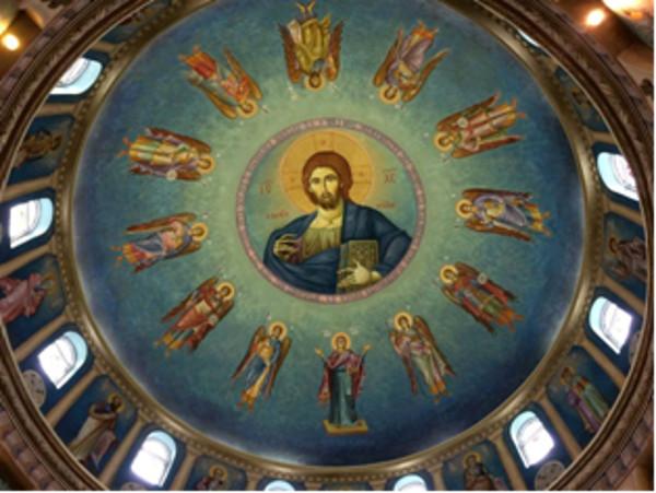 Mesih işçilerine kendini veriyor
