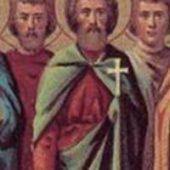 24 Haziran Aziz şehitler Orentyus, Farnakyus,Eros, Firmus, Firminus, Kiryakus ve Longinus