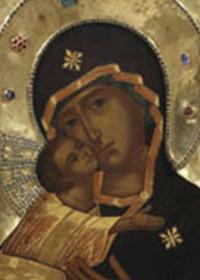 23 haziran Pek kutsal Tanrı Validesi ΄nin Vladimir ikonası ΄nın anması
