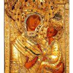 26 haziran    Allah'ın Validesi'nin Tihvin (Hodigitria)  ikonası'nın yortusu