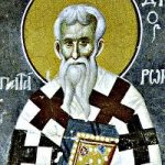 20 Haziran Şehit ruhani Methodius, Patara/ Olimpia ΄nın Piskoposu