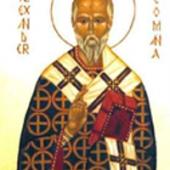 12 Ağustos Şehit Ruhban Aleksandros, Komana (Gümenek) Piskoposu