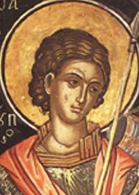 23 Ağustos Aziz Selanikli Dimitrios'un Hizmetçisi, Şehit Lupos