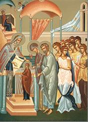 Antlaşma sandığı ve Meryem 4
