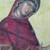 Antlaşma sandığı ve Meryem