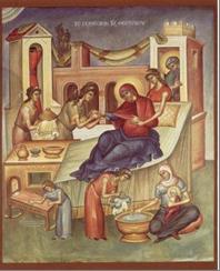 Antlaşma sandığı ve Meryem 3
