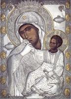 Mucizeler yaratan Meryem Ana ikonalari 1