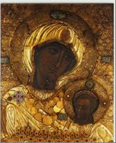 Mucizeler yaratan Meryem Ana ikonalari