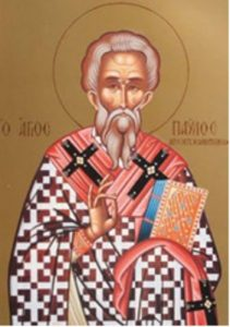 30 Ağustos   Azizler Aleksandros, Yoannis, Pavlus, Konstantinopolis Patrikleri