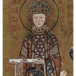 13 Ağustos   Kutsal Annemiz İmparatoriçe İrini (Manastır Adıyla Ksenia)