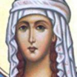 25 Ekim Yafalı Azize Tabita