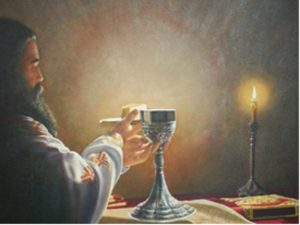 Mesih kanının gücü