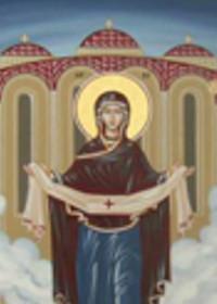 28 Ekim. Pek Kutsal Tanrıdoğuranın Koruyucu Örtüsü