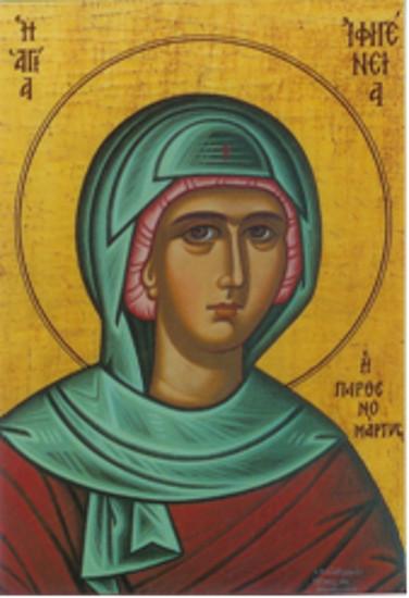16 Kasım Azize İfigenia