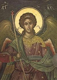 8 Kasım Başmelekler Mihail, Rafail ve Cebrail bayramı