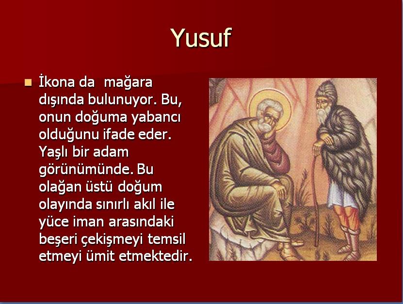 25 Aralık İsa Mesih'in doğumu